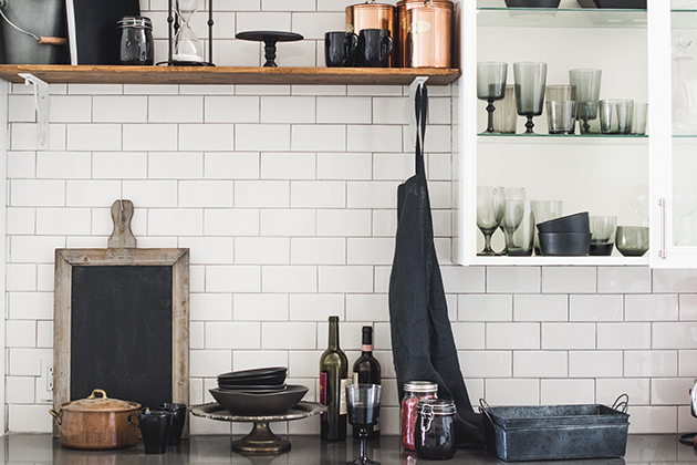 For the Love of Black-Inspired Kitchen Design