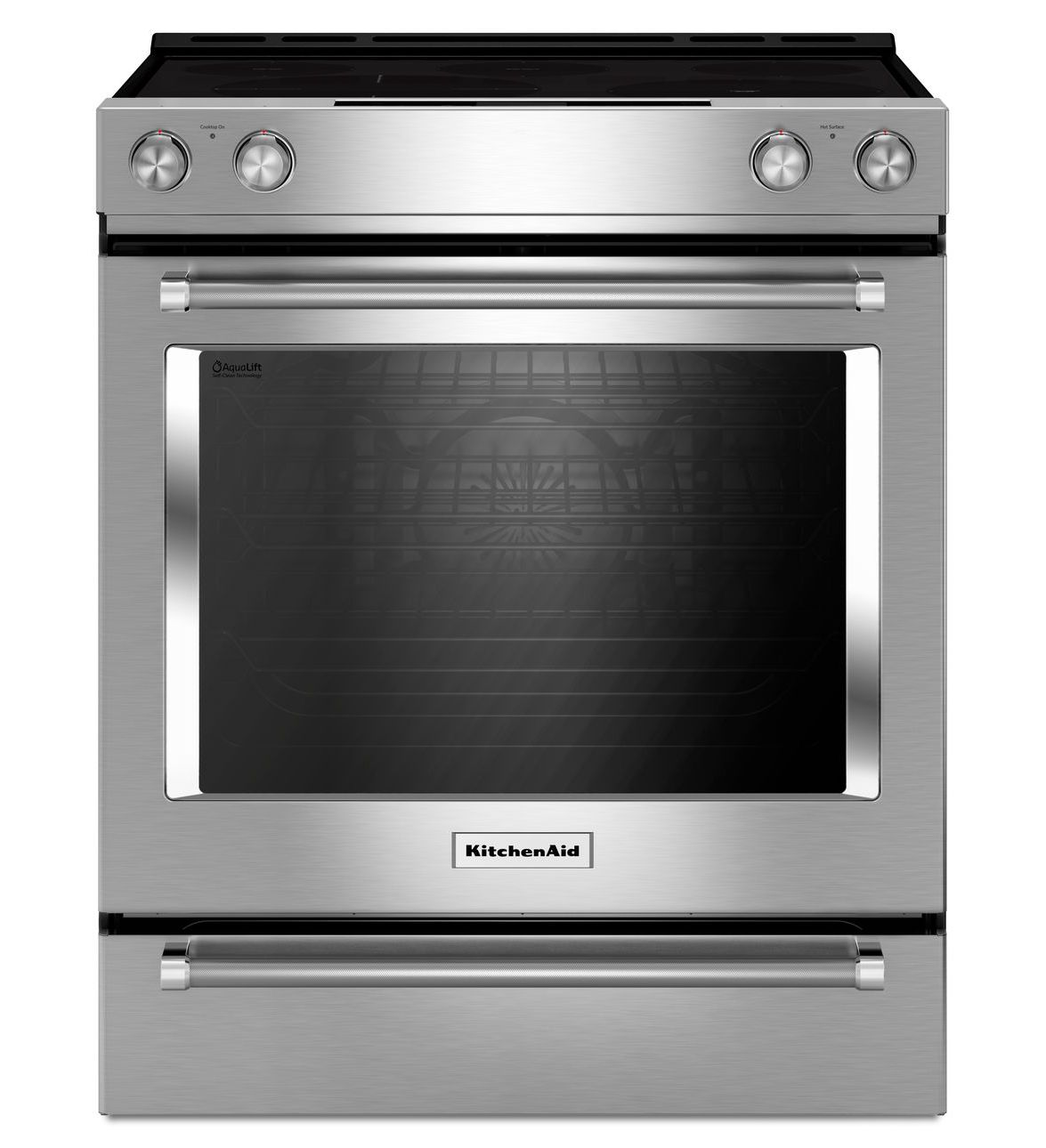 "30"" Electric Convection Slide-In Range with Baking Drawer"