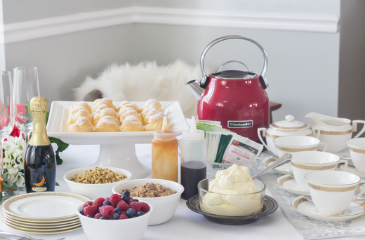 Host a Mother's Day Tea
