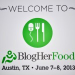 BlogHer Food 2013