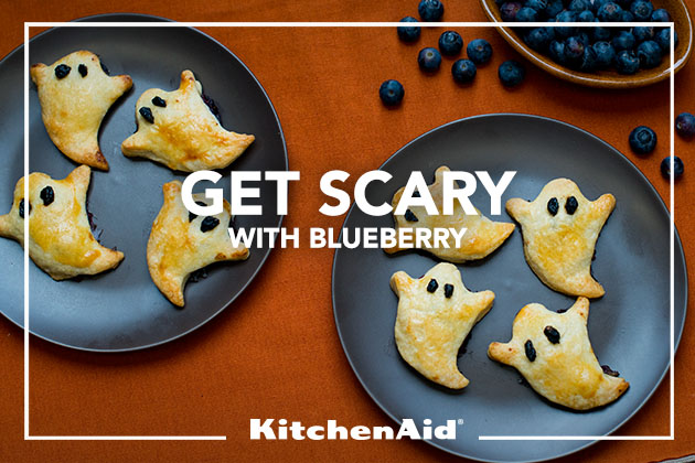 Blueberry Cream Cheese Hand Pies