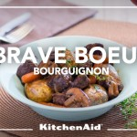 Boeuf Bourguignon with Roasted Potatoes Recipe