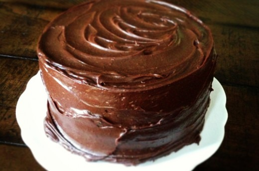 Homemade with Love Cake Recipe
