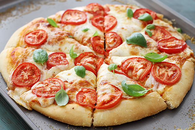 Margherita Pizza and Tips for the Perfect Pizza Crust - The ...