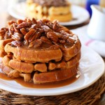 Sweet and Savory Waffles