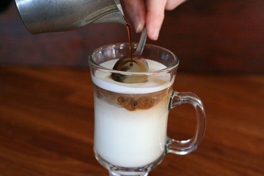 Homemade Coffee Drinks 6