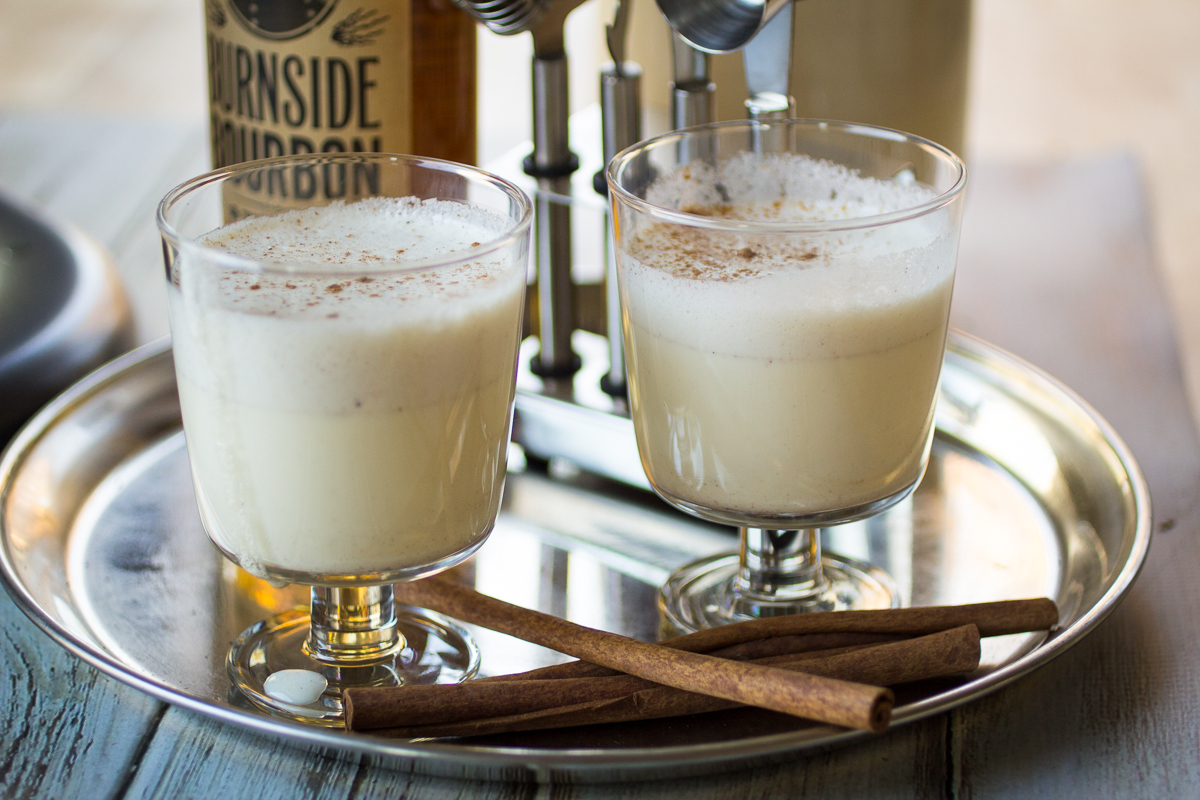 Homemade Eggnog | The Kitchenthusiast