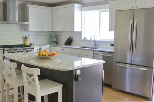 Lauren's Latest Kitchen Renovation Design