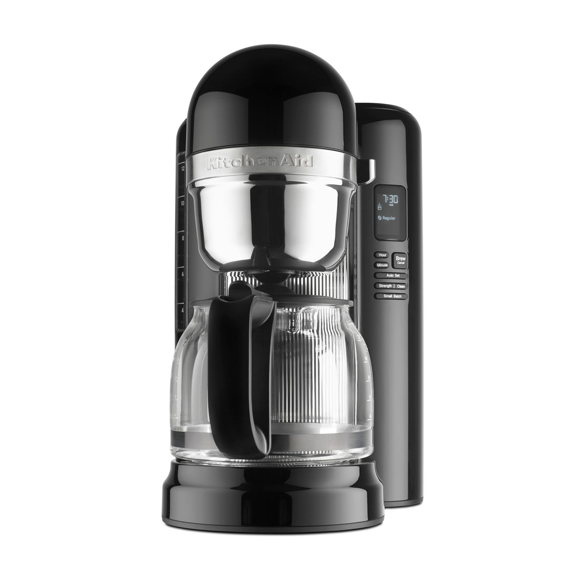 coffee products kitchenaid 12 cup coffee maker one touch brewing