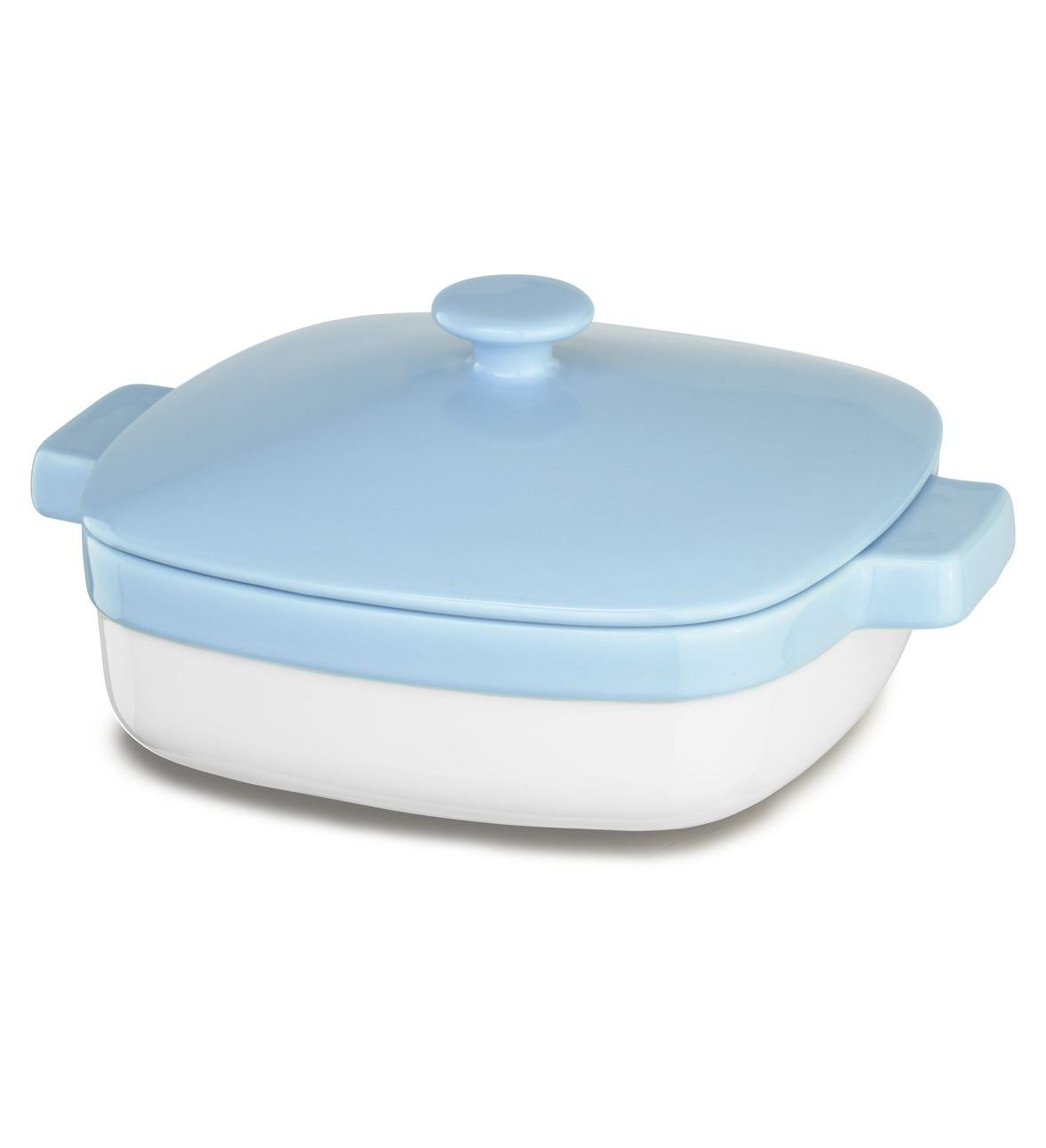 KitchenAid® Ceramic 2.8-Quart Casserole Dish with Lid