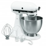 KitchenAid® Classic Plus® Series 4.5-Quart Tilt-Head Stand Mixer