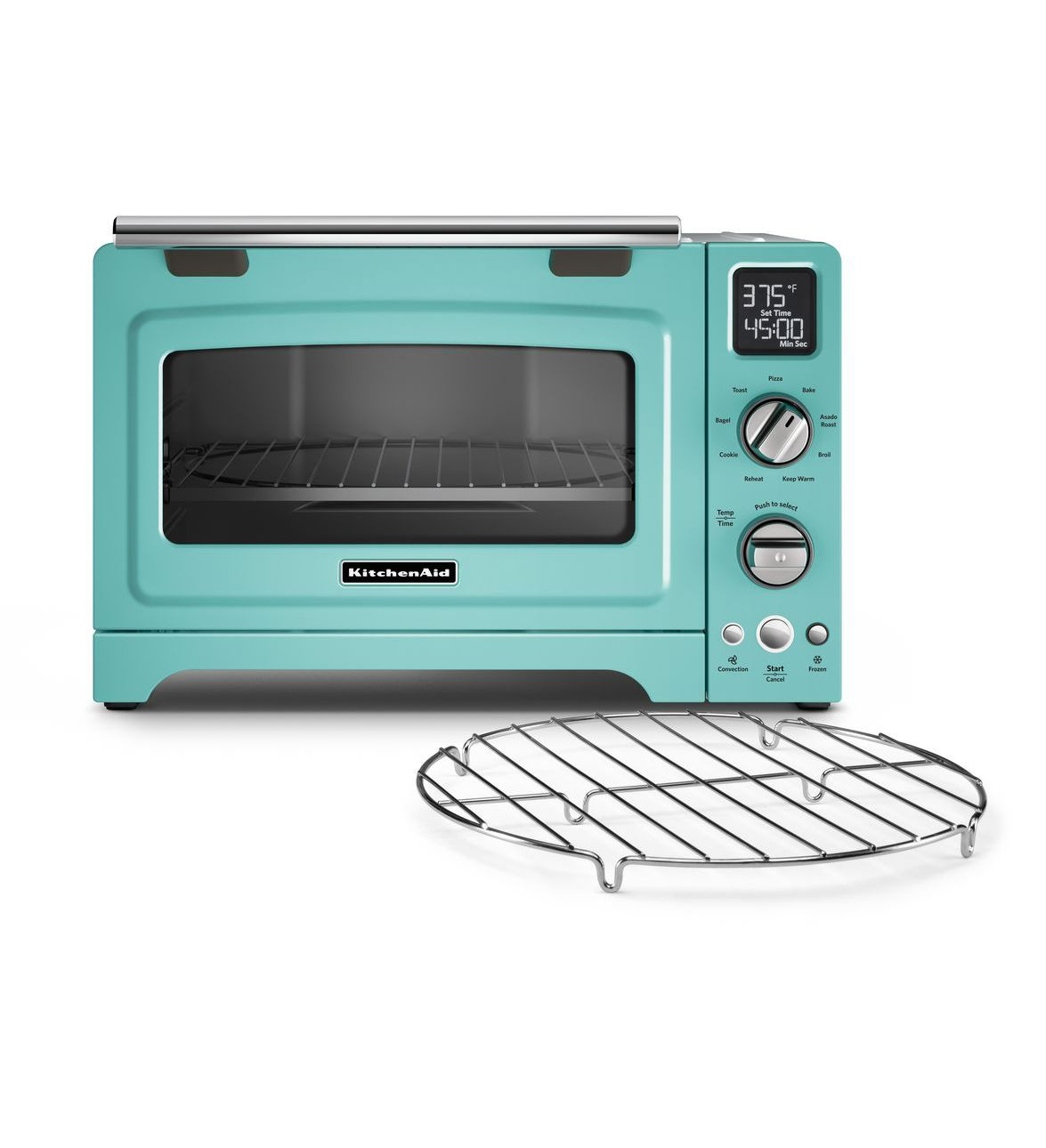 Countertop Convection Oven Kitchenaid : KitchenAid? 12? Convection Digital Countertop Oven The ...