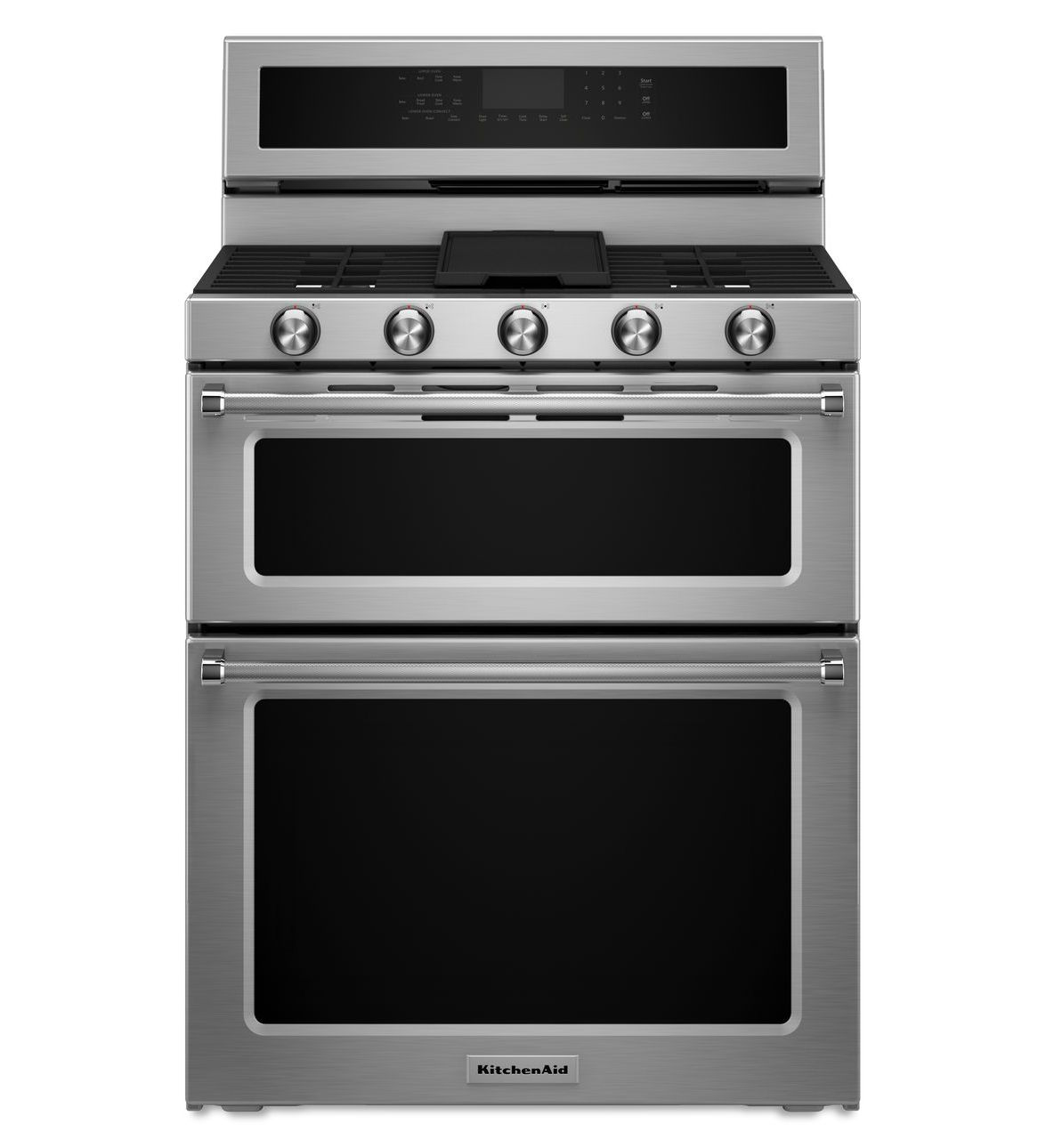Stoves – Kitchenaid 36 Gas Range