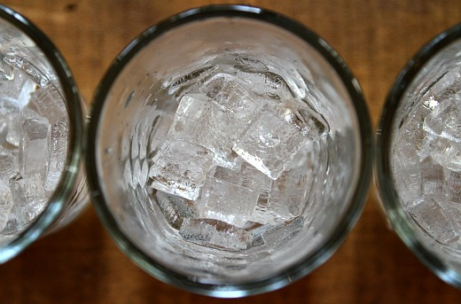 The Perfect Ice for Mocktails