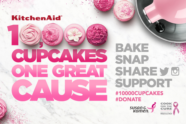 10,000 Cupcakes One Great Cause