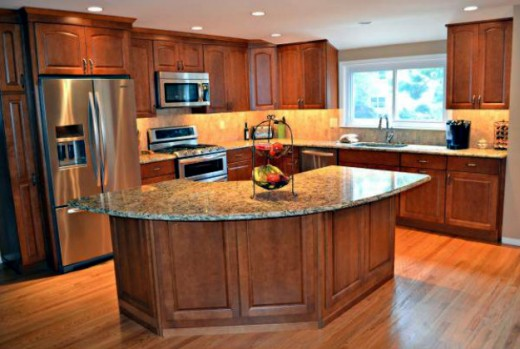My Dream Kitchen Countertops : Entertaining preteens and teens in my new kitchen the