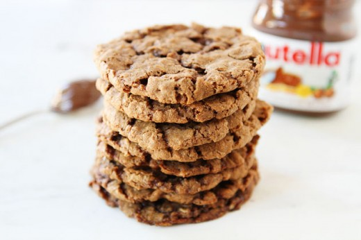 Nutella-Oatmeal-Cookies-6