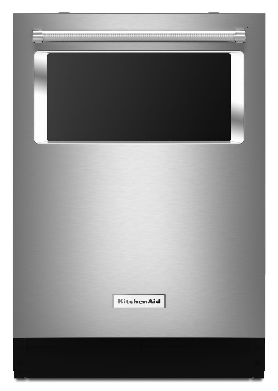 Dishwasher with Window and Lighted Interior