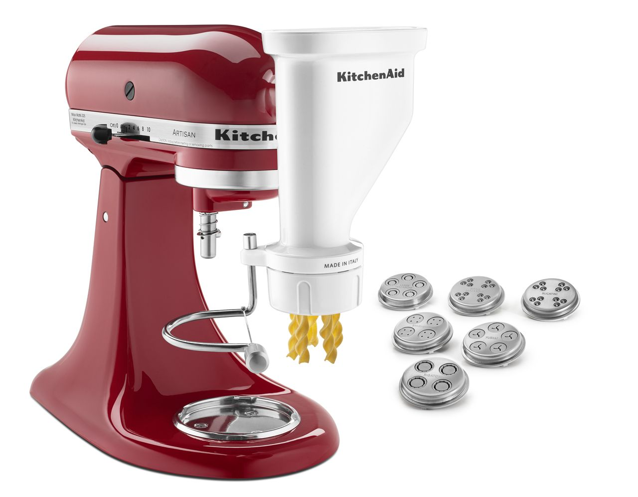 stand mixer attachments | kitchenaid