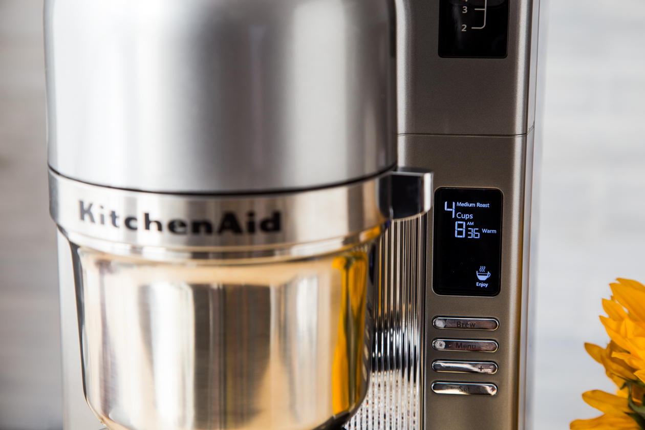 The KitchenAid® Custom Pour Over Coffee Brewer