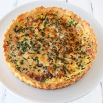 Mother's Day Quiche Lorraine Recipe