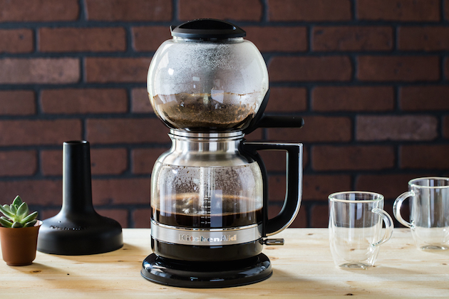 The KitchenAid® Siphon Coffee Brewer