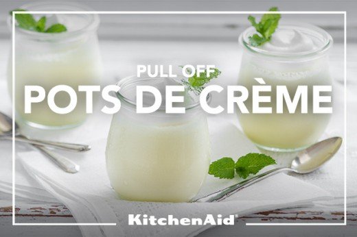 Peppermint Pots de Creme Recipe
