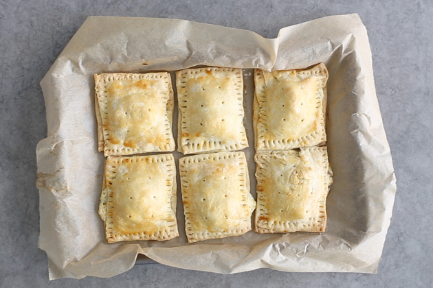 Cheesy Jalapeño Pop Tarts Recipe
