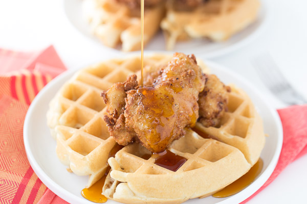 Brunch Series: Chicken and Waffles