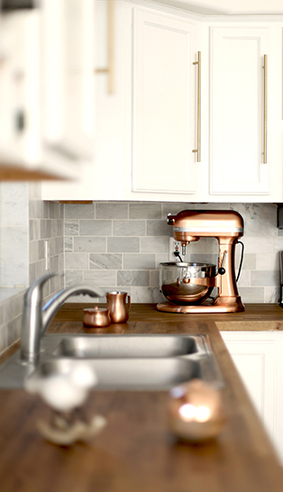Incorporating Countertop Appliances Into Your Kitchen Decor The ...