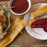 red chile pork tamales horiz